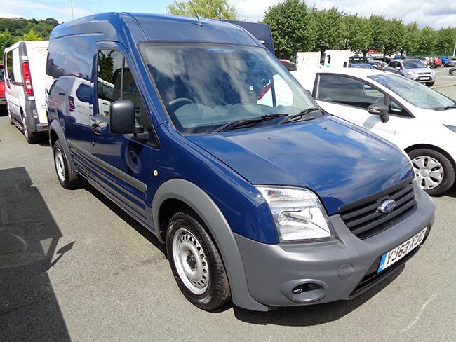 Ford Transit Connect 1.8 td, L1, H2 Van, Blue, 2013,63 reg